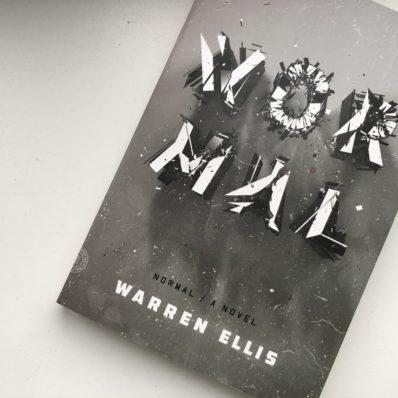 Das Cover von »Normal«